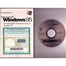 NEW! - MICROSOFT WINDOWS 95 (CD) - OEM. - Supplied with booklet, COA and disc.