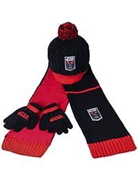 Conjunto bufanda gorro guantes polar Star Wars