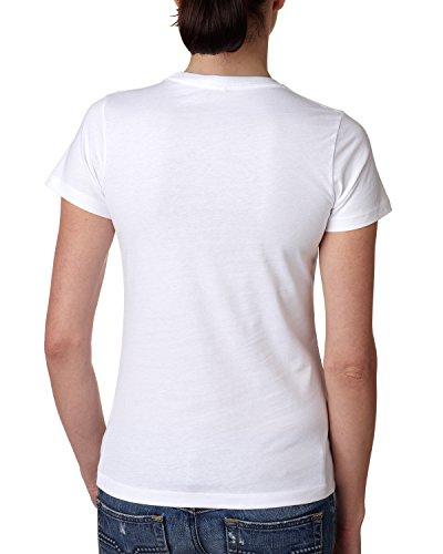 Next Level - T-shirt - Femme Blanc - blanc
