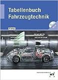 Tabellenbuch Fahrzeugtechnik von Helmut Elbl ( 11. November 2014 )
