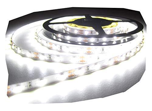 ASS SET: LED Streifen Stripe Strip 600LED 10m weiss neutralweiß kaltweiß coldwhite inkl. Netzteil