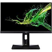 """Acer CB271HAbmidr Monitor da 27"""", Display IPS Full HD (1920x1080), 60 Hz, Formato 16:9, Luminosità 250 cd/m2, VGA, DVI, HDMI, Tempo di Risposta 4 ms, Speaker Integrati, Pivot, Nero"""
