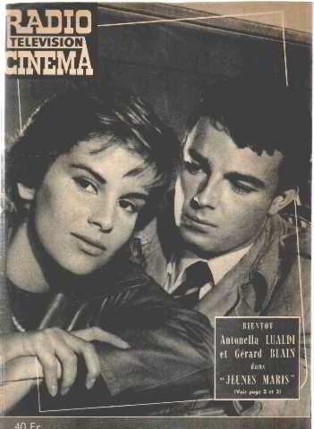 Revue radio cinema television n°421
