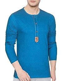 Seven Rocks Regular Fit Men's Cotton T-Shirt (T9)