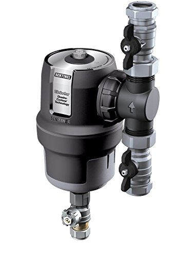 Sentinel Eliminator 22 mm Hydrocyclone filtre pour Capturer Irculating débris