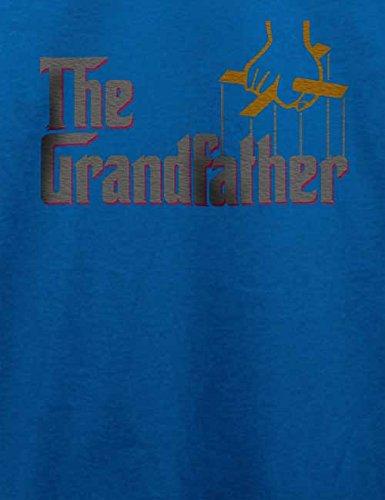 Grandfather T-Shirt Royal Blau