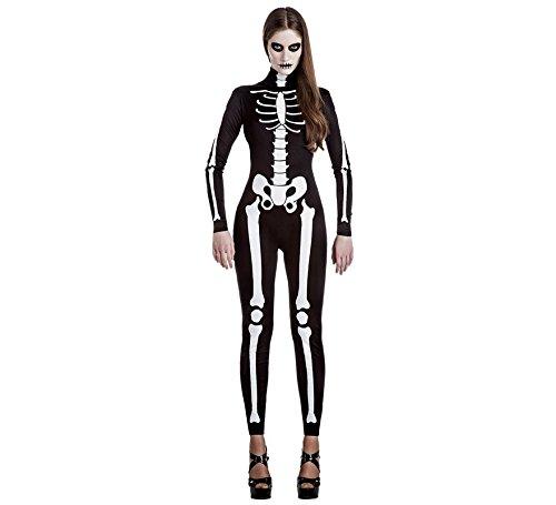 Imagen de disfraz esqueleto mujer talla m l
