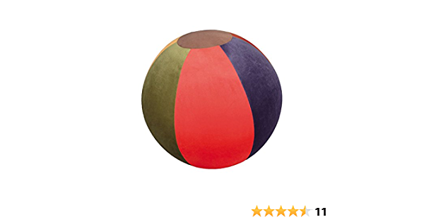 Werkmeister Sitty Air Bez/üge f/ür Gymnastikball 75 cm gr/ün