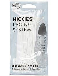 Hickies Cordones Elásticos No-Tie 2.0 Performance - Violeta (14 Unidades, Funciona con todas las zapatillas)