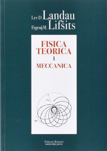 Fisica Teorica 1. Meccanica