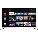 METZ 125 cm (50 inches) 4K Ultra HD Certified Android Smart  LED TV M50G2 (Metallic Bezel)