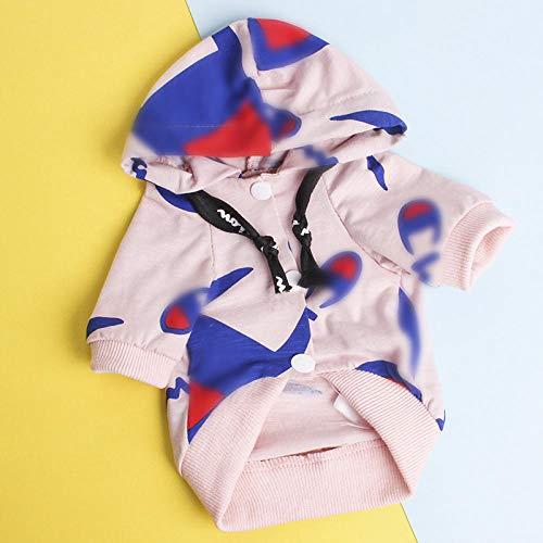 Kostüm Versorgt - WUXXX Hundeleben versorgt Frühling und Herbst mit warmem und angenehm weichem Hundepullover Größe (cm): Rückenlänge 27, Brustumfang 34