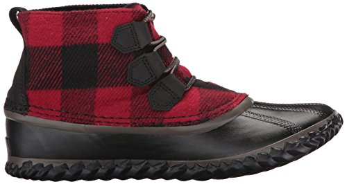 Sorel Out About Leather, Damen Chukka Boots Mud Black
