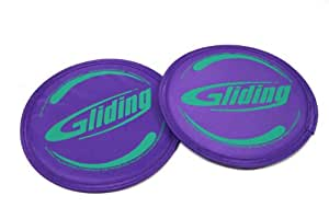 Power Systems 93044 Hardwood Gliding Discs Individual Kit - 1 Pair