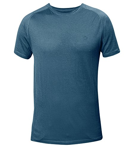 Fjällräven Abisko Trail T-Shirt Men Größe S uncle blue