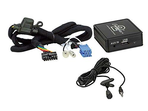 Connects2 Bluetooth Interface Citroën C2, C3, C5, C8VDO/Clarion radios RD3