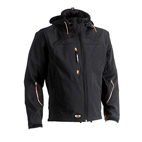 HEROCK® Workwear - Vêtements de travail - HEROCK® Veste POSEIDON - M, Noir