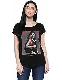 Ajile by Pantaloons Women's Cotton T-shirt