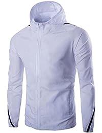 Jacken Herrenbekleidung & Zubehör Neue 2019 Sommer Casual Sommer Mode Jacke Dünne Jacke Sun-schutz Kleidung Jacke Haut Kleidung Casual Ultra Licht Lange Sl