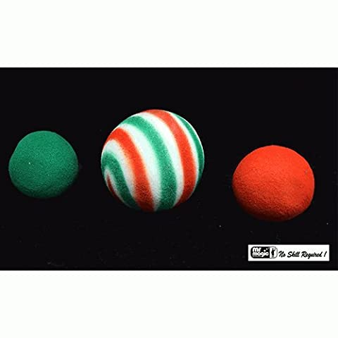 Sponge Ball Blendo by Mr. Magic - Magic with balls and baloons - Tours et magie magique
