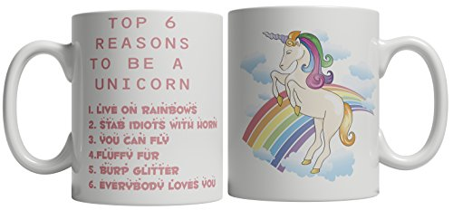 Top 6 Reasons To Be A Unicorn Mug - Ideal Gift