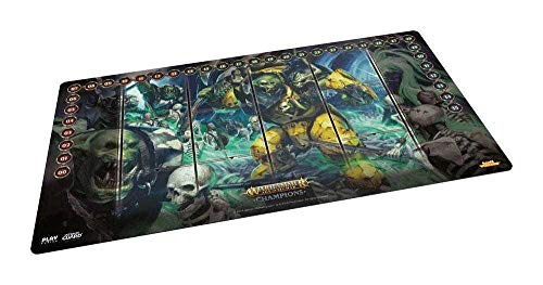Ultimate Guard Warhammer Age of Sigmar: Champions Play-Mat Destruction vs. Death 64 x 35 cm