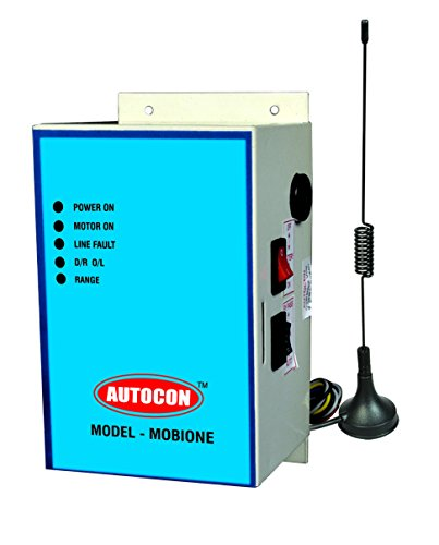 Autocon Mobile Unit For Remote Operation Of Pump With Dry Run 1 PH/3PH (Mobi1)