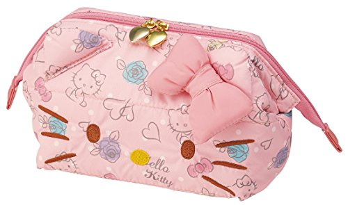 SKATER avec Une Oreille légèrement Porte-Monnaie Porche Hello Kitty Sanrio Kgaf1 F
