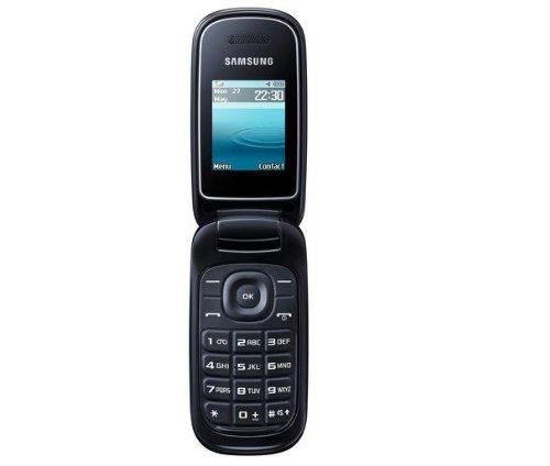 Samsung GT-E1270 Téléphone portable 32 Mo Noir