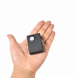 mini camara gsm: Mengshen Mini Smart Wireless PIR Detector de Movimiento Sensor HD Cámara SMS MMS...
