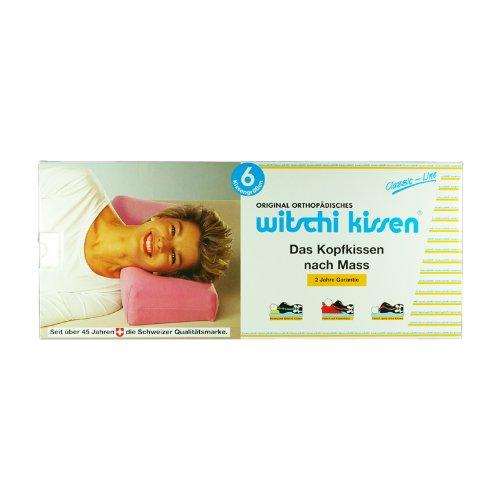 Witschi Kopfkissen, Nr. 1 - Konfektionsgröße 32-36 - Hygieneartikel