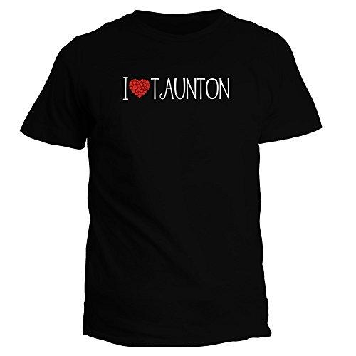 Idakoos I love Taunton cool style - US Städte - T-Shirt