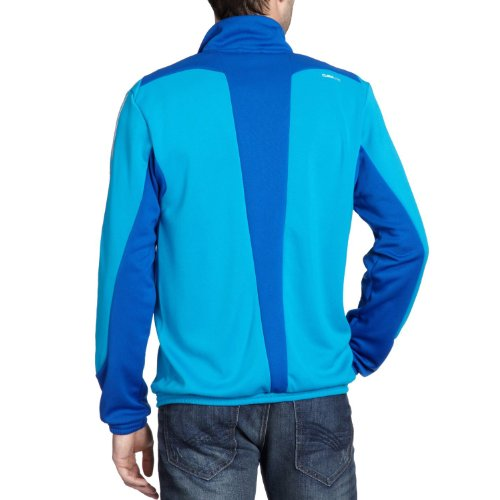 adidas Performance Mens ClimaLite Running Tracksuit Top