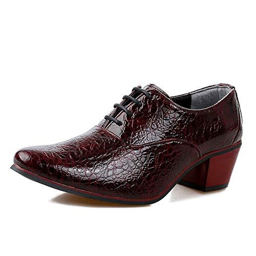 Si bien la búsqueda de la moda, estamos persiguiendo más highquality.we tienen altos requerimientos de calidad para cada par de zapatos. Nuestro objetivo es proporcionar una opción cómoda para el hombre.cuatro ojalesForma de la punta: señaladoAltura ...