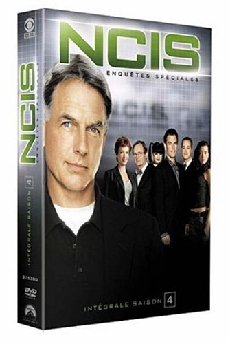 NCIS - Saison 4 - 6 DVD