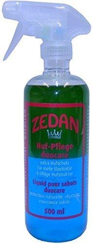Zedan Hufpflege duocare - 500 ml - Extra Hufschutz für Pferde