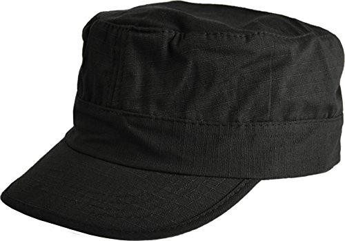 normani US Feldmütze/BDU Cap Farbe Schwarz Größe L