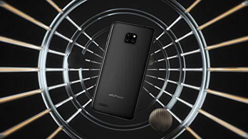 Ulefone Note 7 (2019) Smartphone Pas Cher Triple Caméras 8M+2M+2M Ecran Waterdrop 6,1 Pouces, Face ID, Nano+Micro+TF Android 8.1 Go Téléphone Portable Débloqué, 1 Go + 16 Go, Batterie 3500mAh - Noir