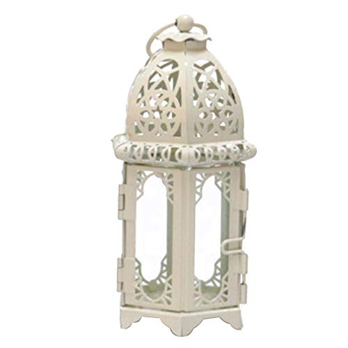 Marokkanischer Stil Glas Teelicht Laternen Glas Laterne Teelicht Kerzenhalter Mini Laterne Innen Garten Glas Hängende Laternen Kerze Teelichthalter