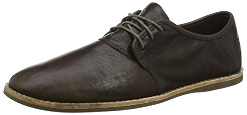 Timberland Revenia, Chaussures à Lacets Homme Marron (Canteen)
