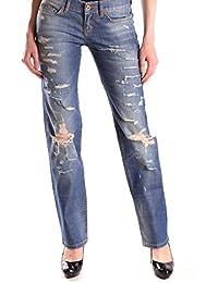 Dolce E Gabbana Femme MCBI099053O Bleu Coton Jeans