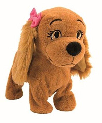 IMC Toys - Lucy, le petit chien apprivoisé    -...