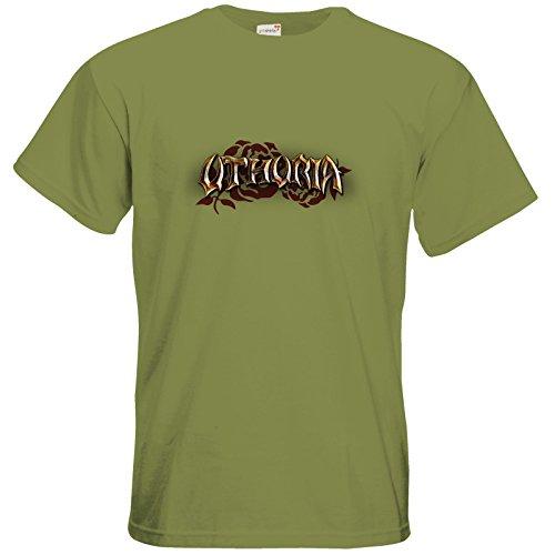 getshirts - Das Schwarze Auge - T-Shirt - Logos - Uthuria Green Moss