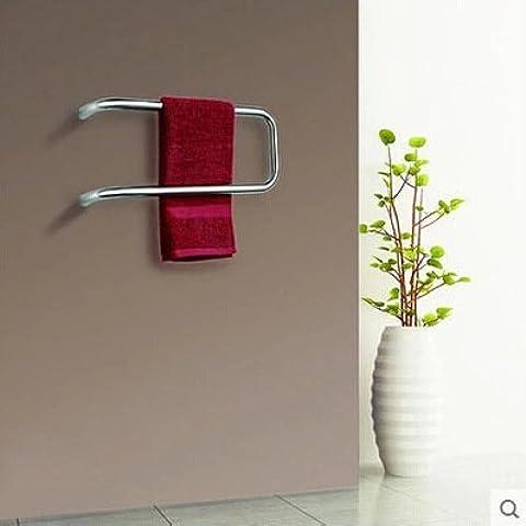Riscaldamento elettrico Portasciugamani Portascale Accessori per Bagno Asciugamani Asciugamani