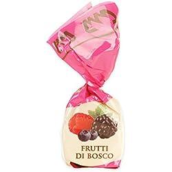 Pralina ai Frutti di Bosco - Confezione da 10 cioccolatini artigianali piemontesi - 200 g