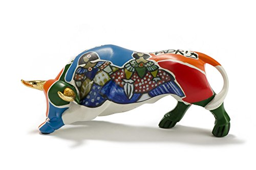Nadal 711007 - Figura decorativa toro g. nº 007