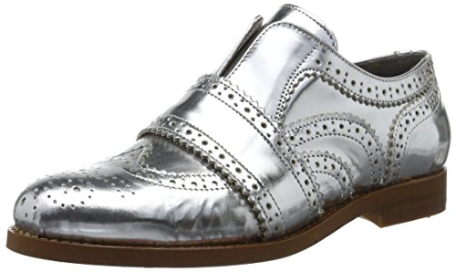 hudson-london-maddie-calf-silver-brogue-femme-argent-argente-40-eu