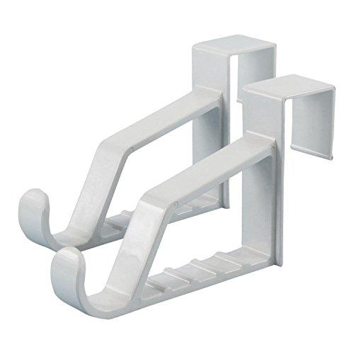 Hangerworld 6.9-Inch Super Fuerte plástico Puerta