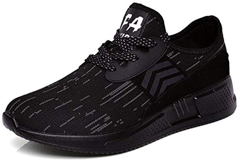 chute des chaussures d'hommes du fond des des des chaussures de tennis en tissus légers occasionnels et vol de chaussures de sp ort b07gs48jxj parent 0d0646