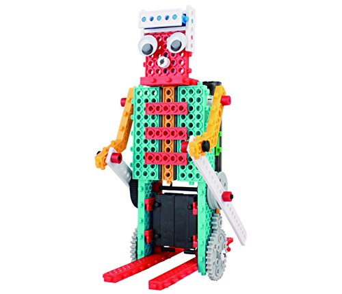 Building-Set-For-Kids-Ingenious-Machines-Remote-Control-Toy-Building-Kit-TG632-Awesome-Fun-Robot-Kit-Construction-Toy-by-ThinkGizmos–All-batteries-included-by-ThinkGizmos